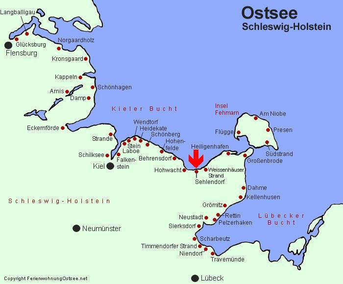 Touristeninformation Ostsee Sandstrande Und Sandstrand An Der Ostsee
