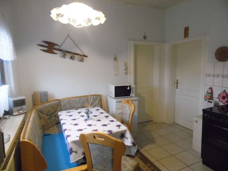 Küche mit Sitzecke - Bildergalerie: Ostsee Ferienwohnung ...