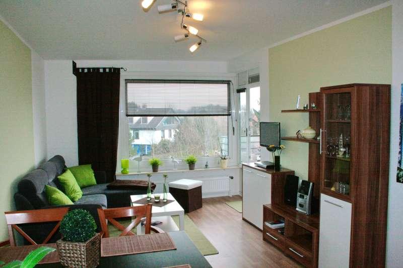 ferienwohnung gl cksburg ostsee moderne ferienwohnung l. Black Bedroom Furniture Sets. Home Design Ideas