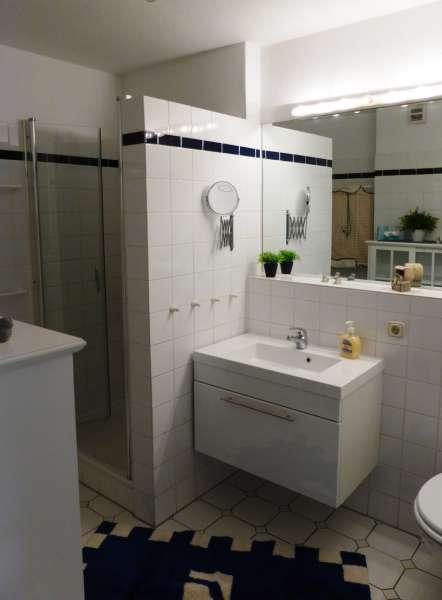 badezimmer bildergalerie appartement ferienwohnung. Black Bedroom Furniture Sets. Home Design Ideas