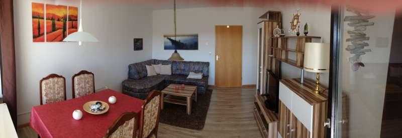 Panoramabild von loggia aus bildergalerie ostsee - Panoramabild schlafzimmer ...