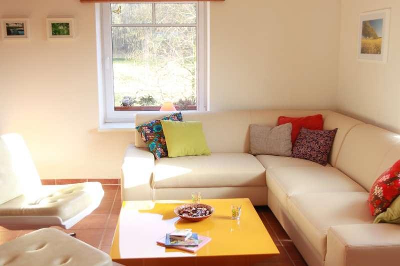 gem tliche couchecke bildergalerie ferienhaus ostsee zierow mvp 110m mecklenburg vorpommern. Black Bedroom Furniture Sets. Home Design Ideas