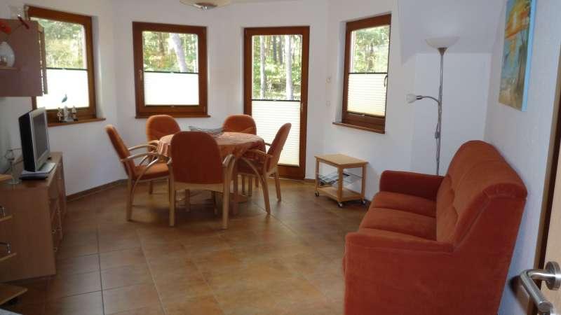 Wohnzimmer bildergalerie ferienwohnung usedom for Bildergalerie wohnzimmer