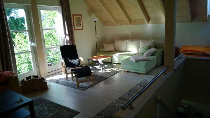 Wohnzimmer Dachgeschoss - Bildergalerie: Ostsee Ferienhaus ...