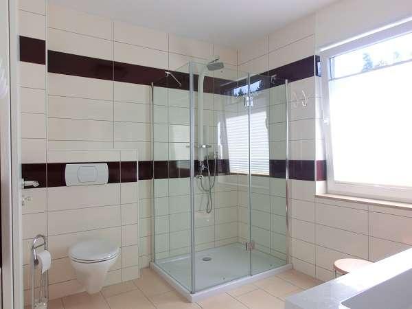 Bad mit dusche u wc bildergalerie 3 zimmer for Dusche bildergalerie