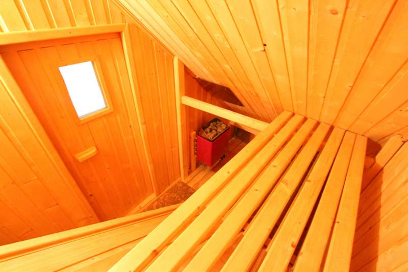 sauna bildergalerie polen zwei ferienwohnungen in swinem nde polnische ostseek ste. Black Bedroom Furniture Sets. Home Design Ideas