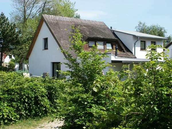 Ferienwohnung Vitte Hiddensee Ferienwohnung mit Terrasse