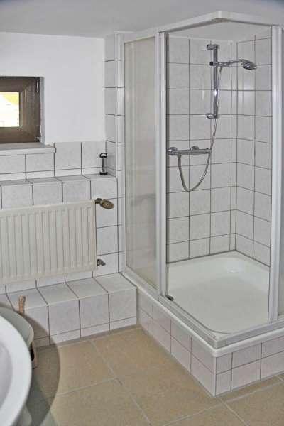 Dusche bildergalerie ferienwohnung in vitte am strand for Dusche bildergalerie