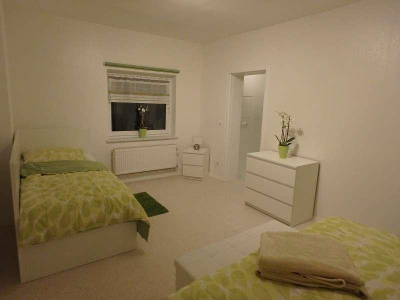 2. schlafzimmer - bildergalerie: ruhige ferienwohnung nähe bodden