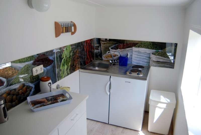 Küche Bildergalerie Ferienwohnungen Binz Ostsee