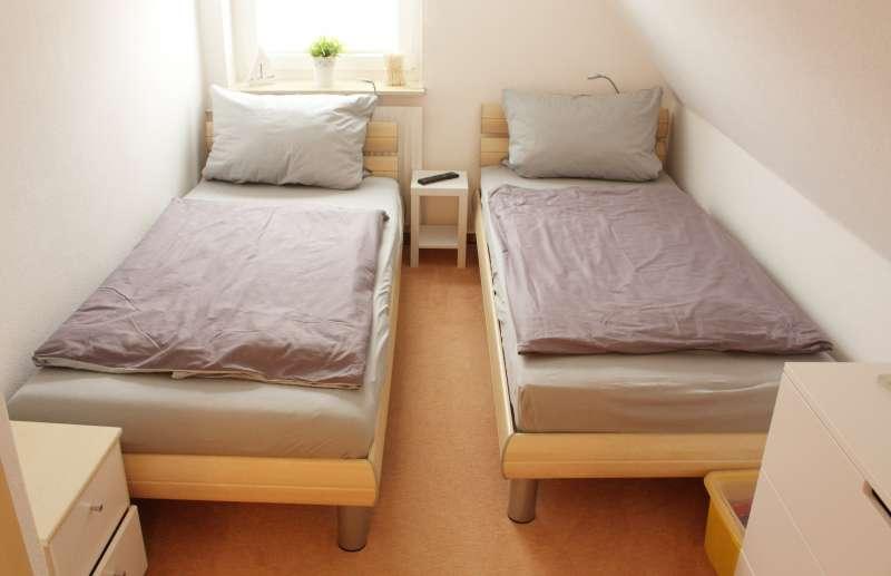 Kinderzimmer 2 (2 Betten) - Bildergalerie: Ferienhaus Ostsee Ferienwohnung Urlaub am Meer ...