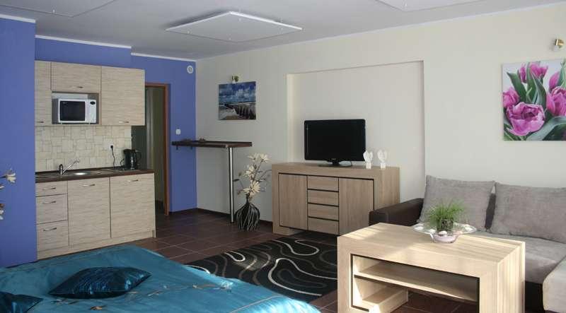 ferienwohnung pobierowo polen ostsee ferienwohnung unterkunft 40m fewo 12 polnische ostseek ste. Black Bedroom Furniture Sets. Home Design Ideas